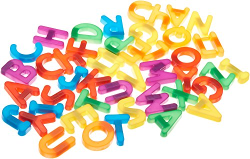 9780768551921: SPANISH MAGNETIC LETTERS UPPER CASE (Dominie Magnetic Letters/Boards)