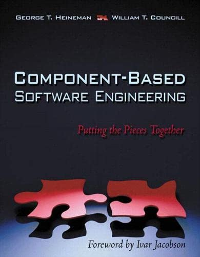 9780768682076: Component-Based Software Engineering: Putting the Pieces Together (Paperback)