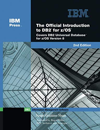 9780768682120: The Official Introduction to DB2 for z/OS (paperback) (2nd Edition)