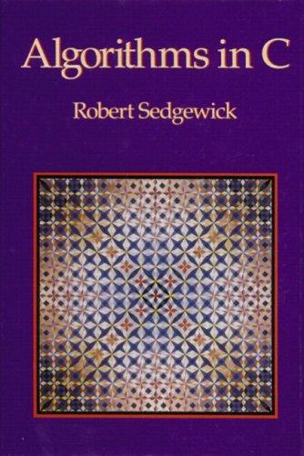 9780768682335: Algorithms in C (paperback)