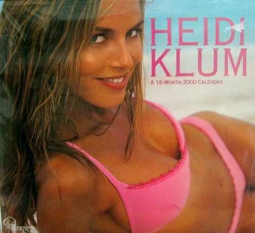 9780768816921: Heidi Klum 2000 Calendar