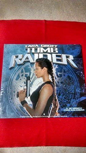 9780768841596: Tomb Raider 2002 Calendar: 16 Month