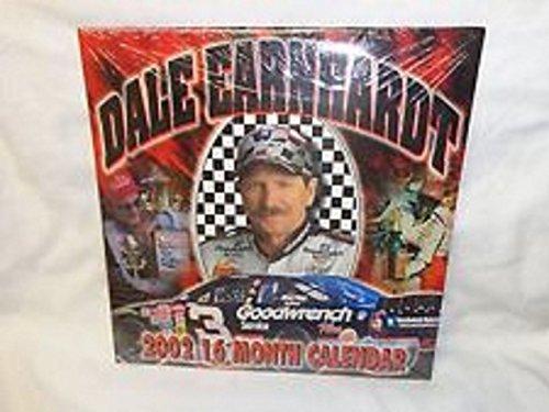 9780768842029 Dale Earnhardt 2002 Calendar 16 Month