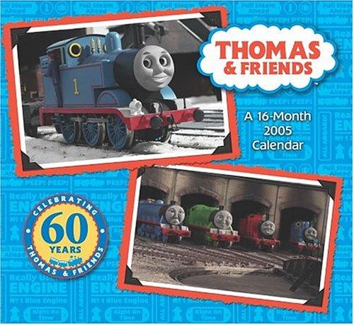 9780768860016: Thomas and Friends 2005 Calendar