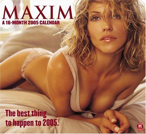9780768861594: Maxim 2005 Calendar