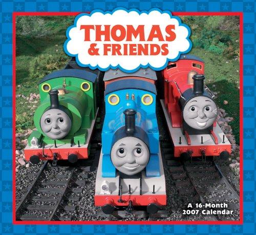 9780768875485: Thomas & Friends 2007 Calendar