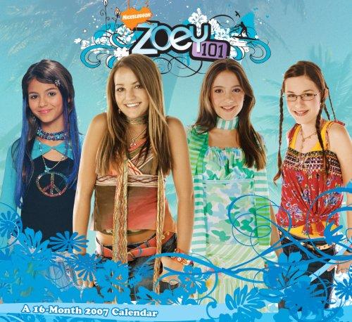 9780768876420: Zoey 101 2007 Calendar