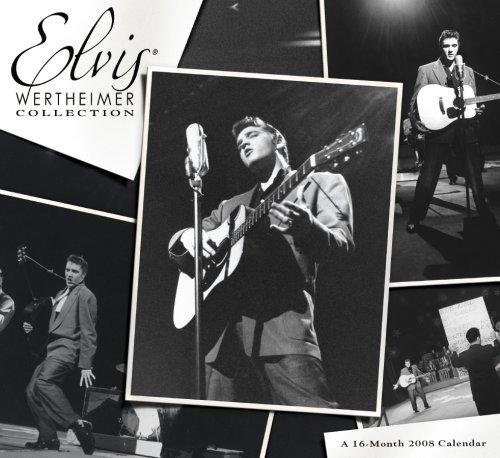 Elvis (Wertheimer Collection) 2008 Calendar