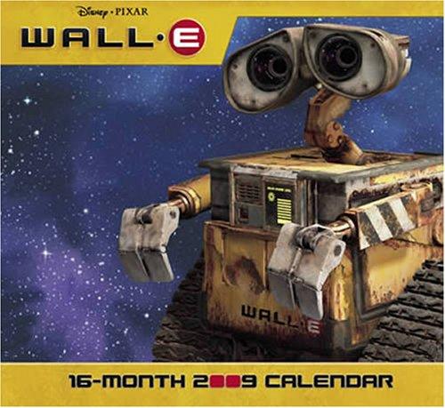 9780768887334: Disney/Pixar WALL-E 2009 Calendar