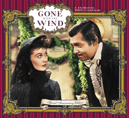 9780768887723: Gone with the Wind 2009 Calendar