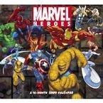 9780768890471: Marvel Heroes 2009 Calendar