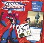 9780768891225: Transformers Animated 2009 Calendar (Day Dream Make Your Own Mini)