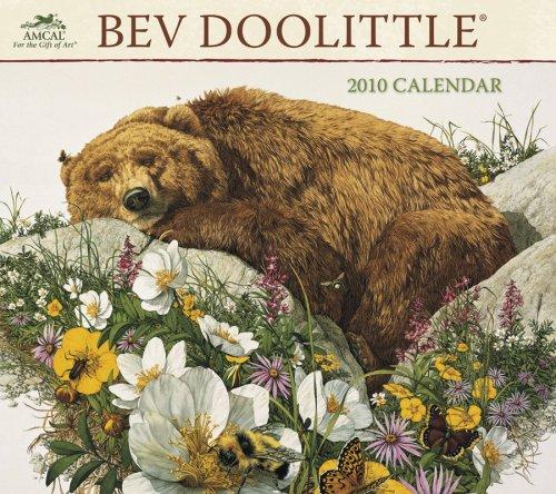 9780768897135: Bev Doolittle 2010 Wall Calendar
