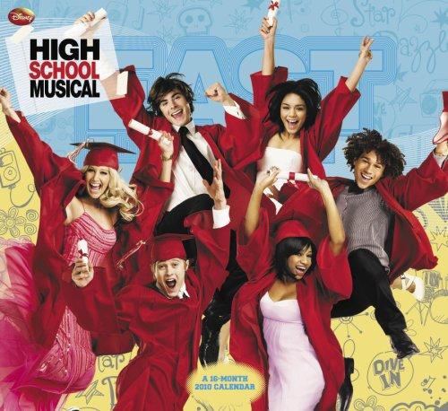9780768898484: High School Musical 2010 Wall Calendar