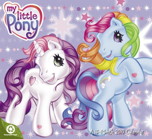 9780768899474: My Little Pony 2010 Calendar