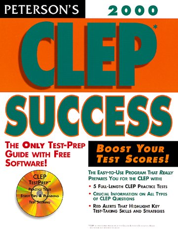Peterson's Clep Success (Peterson's Clep Success 2000): Patricia Burgess, Deborah