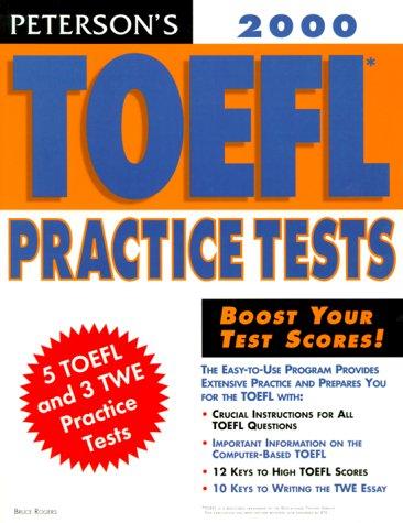 9780768902358: Toefl Practice Tests 2000