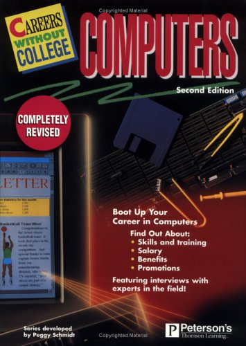 9780768902679: Careers w/o College: Computers, 2nd ed (Careers Without College)