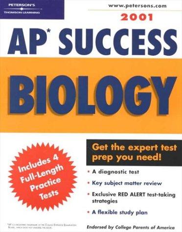 9780768905014: Ap Success - Biology, 2001