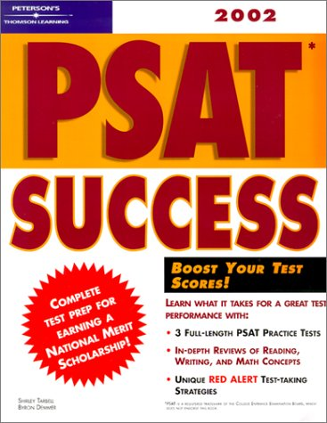 PSAT Success 2002 (0768906180) by Shirley Tarbell; Byron Demmer