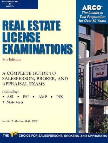 9780768910636: Master RealEstate License Examinations5E (Peterson's Master the Real Estate License Exams)