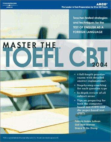 9780768912135: Master the Toefl Cbt 2004 W/CD