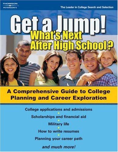 9780768913019: Get A Jump: What's Next After H.S. 1ed (Get a Jump! What's Next After High School?)