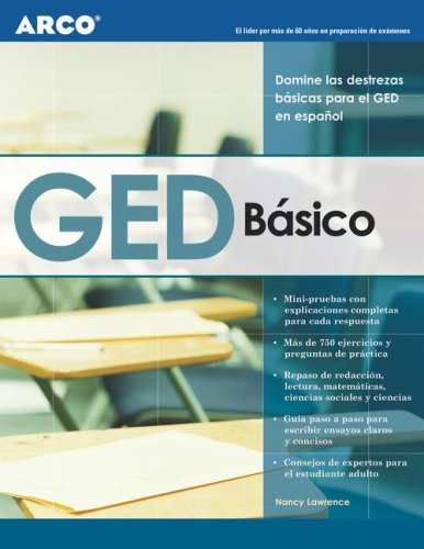 9780768913538: Arco GED Basico = Arco GED Basics (Ged Basico/Ged Basics (Spanish))