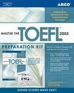 9780768914771: Master the TOEFL CBT 2005 Prep Kit