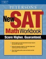 New SAT Math Workbook, 1st ed (Peterson's Master Math for the SAT): Peterson's