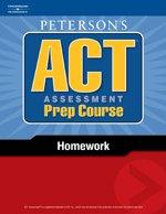 ACTPrepCourse Lesson Book: Peterson's