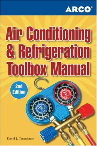 9780768922356: Air Conditioning and Refrigeration Toolbox Manual