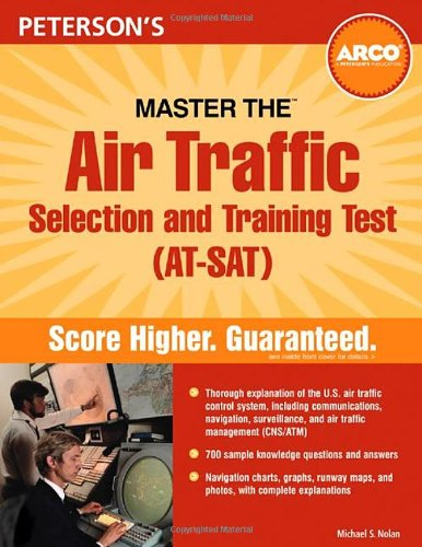 9780768924756: Master the Air Traffic Controller Test