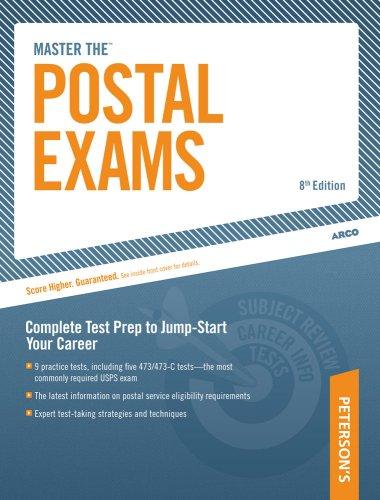 9780768927160: Master the Postal Exams (Arco Master the Postal Exams)