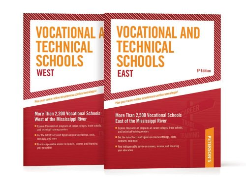 9780768928075: Vocational and Technical Schools Set 2010-2011