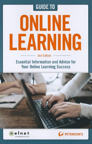 Guide to Online Learning (Peterson's How to Master Online Learning): Peterson's