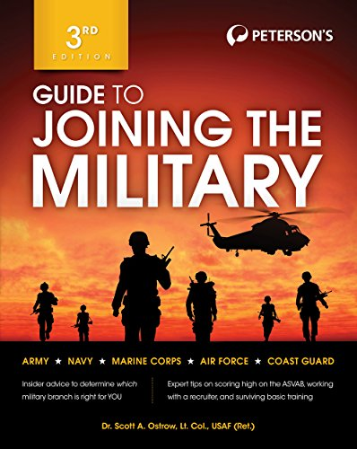 9780768938371: Guide to Joining the Military