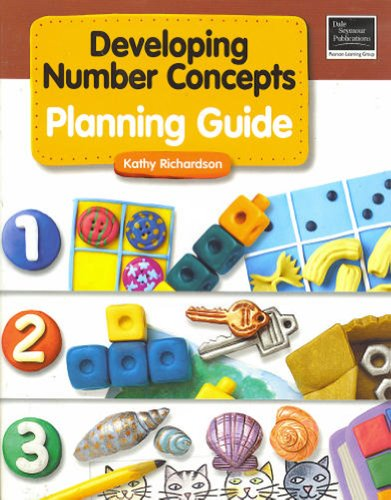9780769000619: Developing Number Concepts: Planning Guide