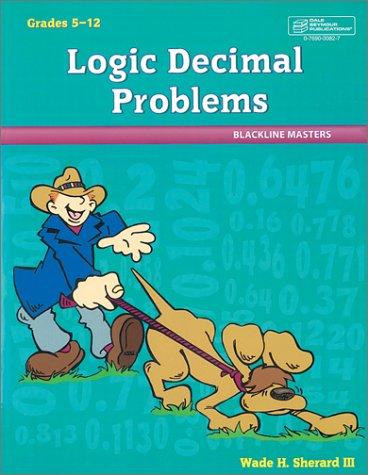 9780769000824: Logic Decimal Problems