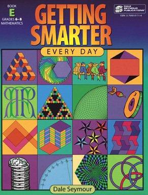 9780769001111: Getting Smarter Every Day: Book E, Grades 6-8