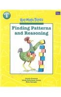 9780769008318: Hot Math Topics-Finding Patterns and Reasoning Grade 1