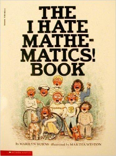 9780769026251: The I Hate Mathematics Book