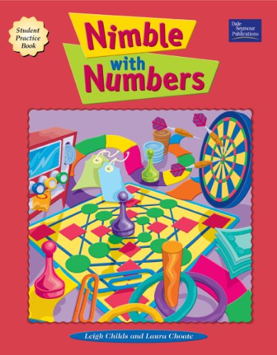 Nimble With Numbers: Grade 1: Student Practice Book: Education, Pearson