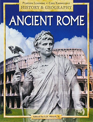 9780769028446: ANCIENT ROME, PUPIL EDITION, 6 PACK, GRADE 3 (Mental Math)
