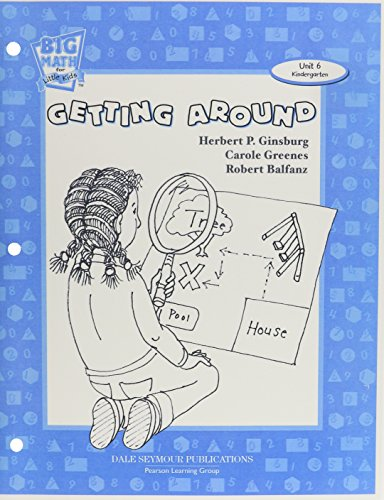 BIG MATH LITTLE KIDS TEACHER GUIDE PACKAGE KINDERGARTEN 2003 (Big Math for Little Kids) (0769029035) by DALE SEYMOUR PUBLICATIONS