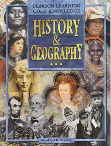 9780769050249: WORLD HISTORY AND GEOGRAPHY, PUPIL EDITION, GRADE 3 (Core Knowledge)