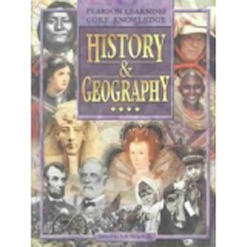 9780769050256: World History and Geography, Pupil Edition, Grade 4 (Pearson Learning Core Knowledge)