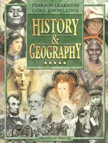 9780769050263: World History and Geography, Pupil Edition, Grade 5 (Core Knowledge)
