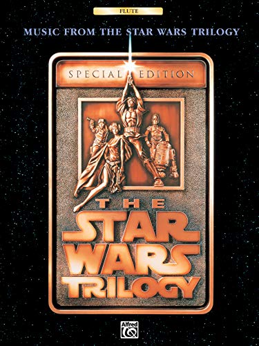 9780769200088: Music from the Star Wars Trilogy: Special Edition: Flute