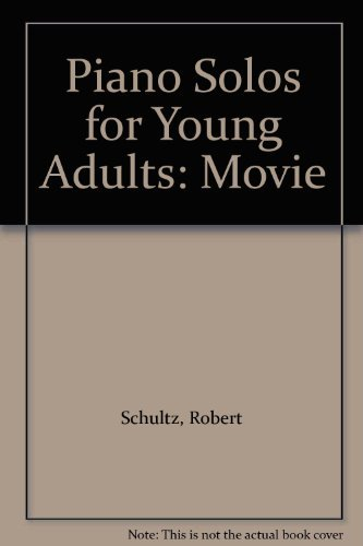 9780769200149: Piano Solos for Young Adults: Movie